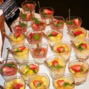Desserts und Süßspeisen: Ein Muss für ein gutes Catering